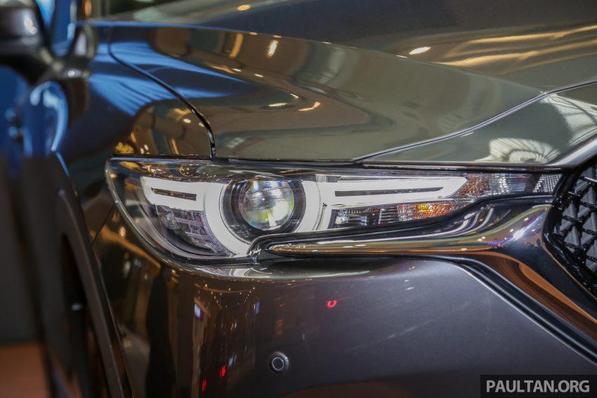 2019 Mazda CX-5 新车实拍, 搭载2.5 SkyActiv-G涡轮引擎 Image #104851
