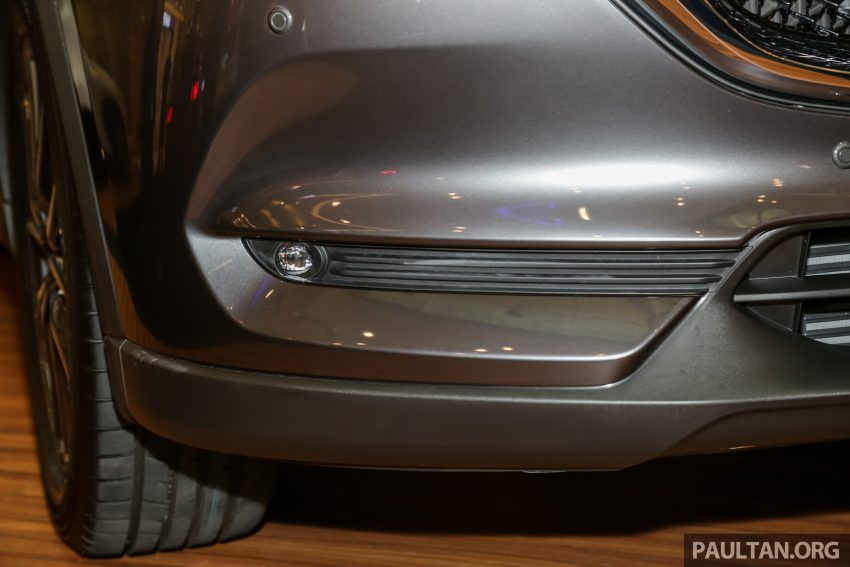 2019 Mazda CX-5 新车实拍, 搭载2.5 SkyActiv-G涡轮引擎 Image #104852