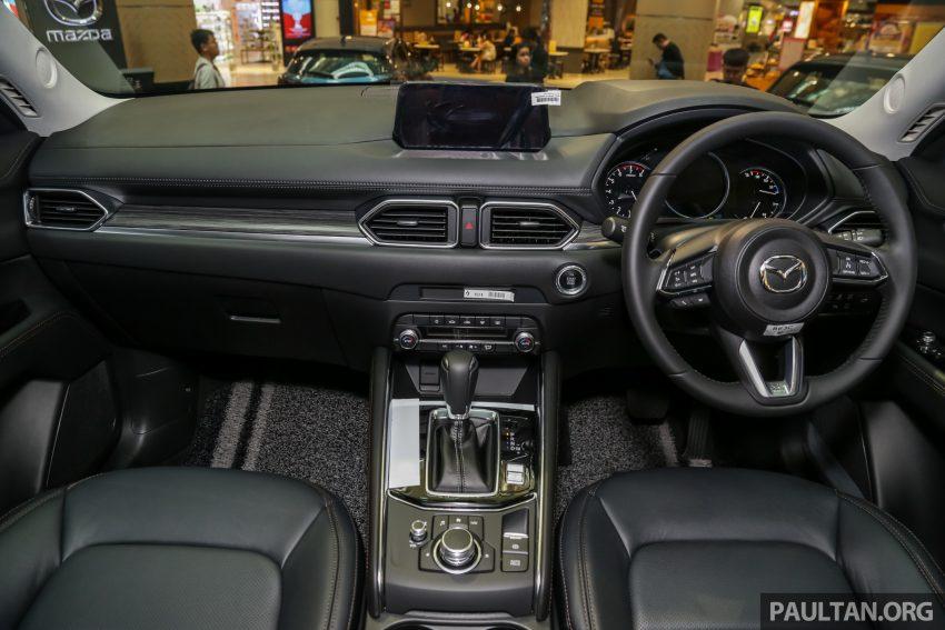 2019 Mazda CX-5 新车实拍, 搭载2.5 SkyActiv-G涡轮引擎 Image #104871