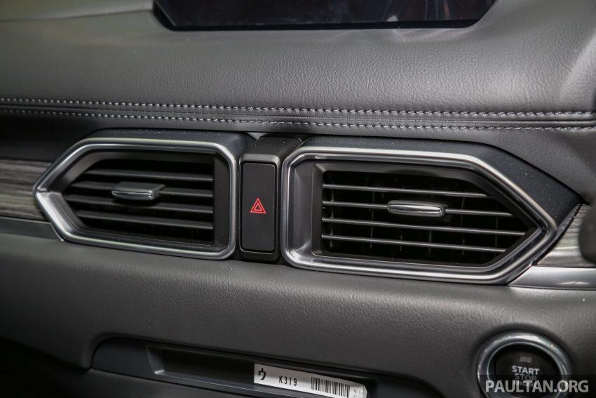 2019 Mazda CX-5 新车实拍, 搭载2.5 SkyActiv-G涡轮引擎 Image #104880