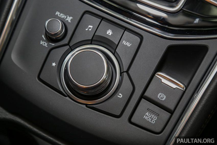 2019 Mazda CX-5 新车实拍, 搭载2.5 SkyActiv-G涡轮引擎 Image #104885