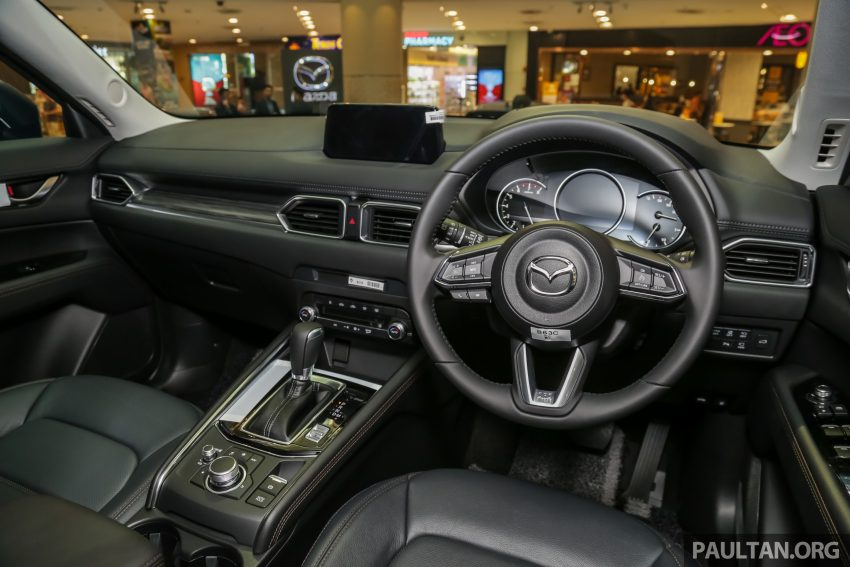 2019 Mazda CX-5 新车实拍, 搭载2.5 SkyActiv-G涡轮引擎 Image #104892