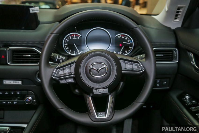 2019 Mazda CX-5 新车实拍, 搭载2.5 SkyActiv-G涡轮引擎 Image #104873