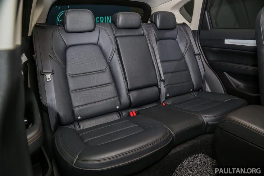 2019 Mazda CX-5 新车实拍, 搭载2.5 SkyActiv-G涡轮引擎 Image #104904