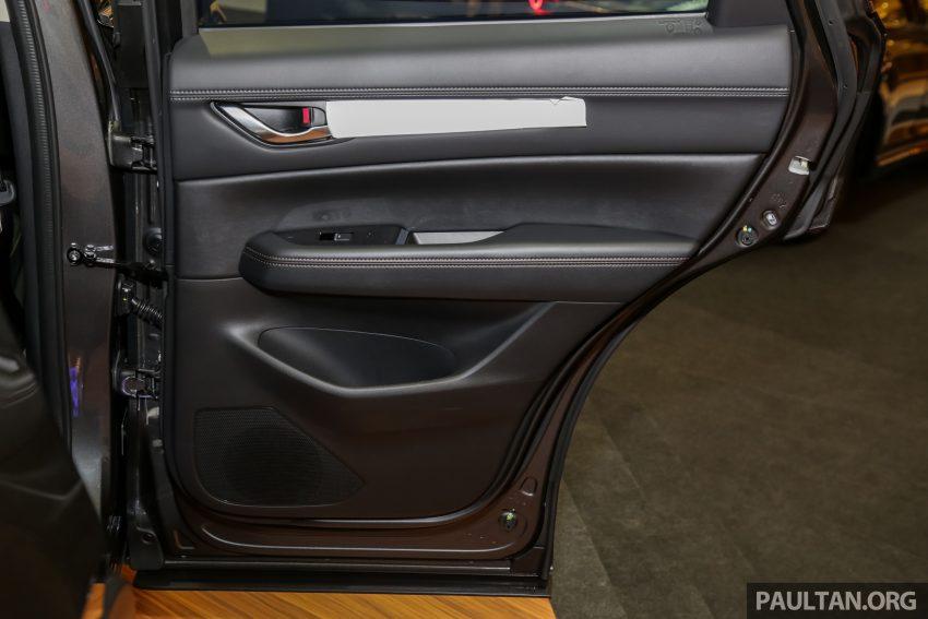 2019 Mazda CX-5 新车实拍, 搭载2.5 SkyActiv-G涡轮引擎 Image #104908