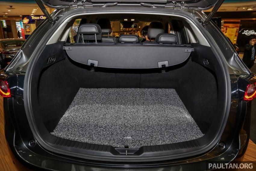 2019 Mazda CX-5 新车实拍, 搭载2.5 SkyActiv-G涡轮引擎 Image #104909