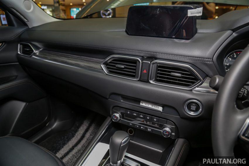 2019 Mazda CX-5 新车实拍, 搭载2.5 SkyActiv-G涡轮引擎 Image #104878