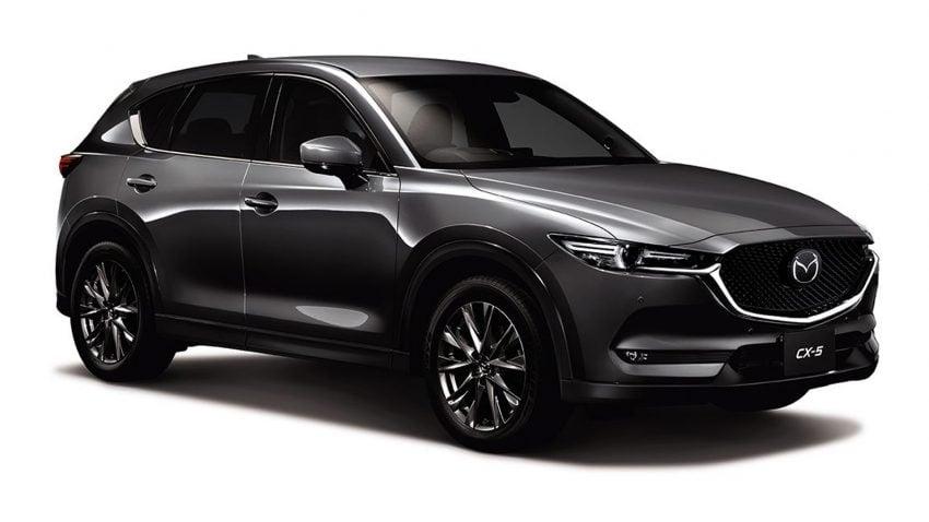 2019 Mazda CX-5 本地即将发布,确认将有2.5T涡轮引擎 Image #104758