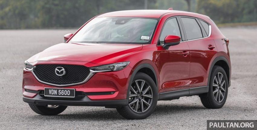 2019 Mazda CX-5 正式发布,售价从RM137k至RM181k Image #106967