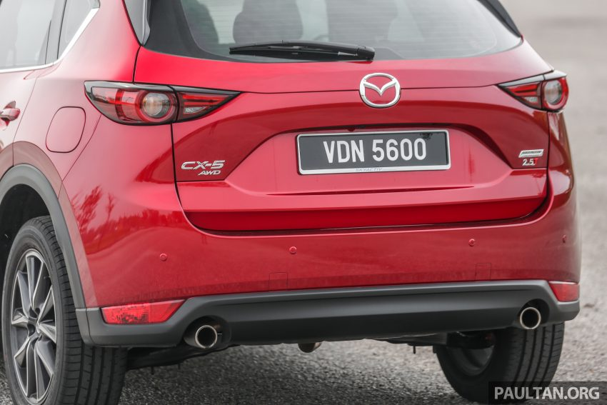 2019 Mazda CX-5 正式发布,售价从RM137k至RM181k Image #106994