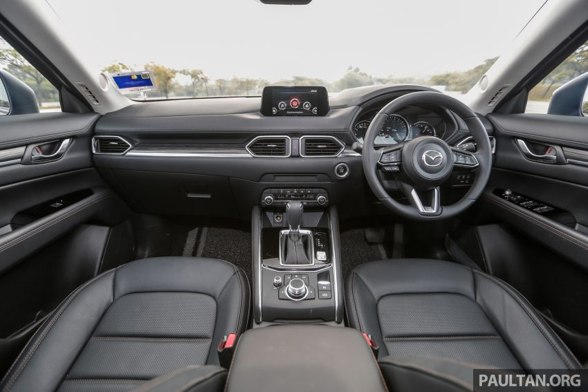2019 Mazda CX-5 正式发布,售价从RM137k至RM181k Image #107005
