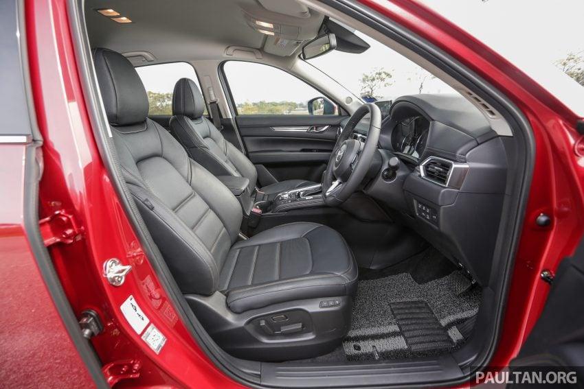 2019 Mazda CX-5 正式发布,售价从RM137k至RM181k Image #107033