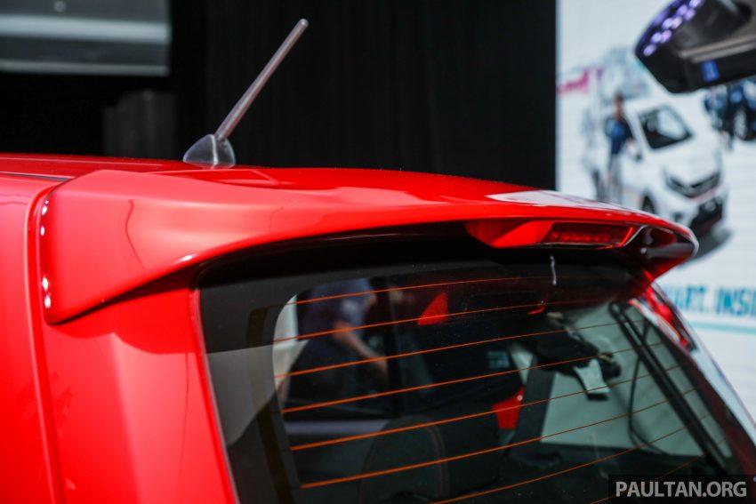2019 Perodua Axia 小升级开售, VSC入列, 新增跨界等级 Image #106206