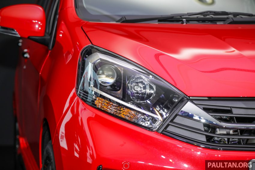 2019 Perodua Axia 小升级开售, VSC入列, 新增跨界等级 Image #106192