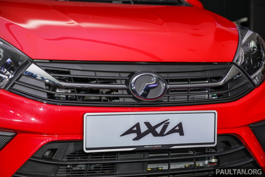 2019 Perodua Axia 小升级开售, VSC入列, 新增跨界等级 Image #106194