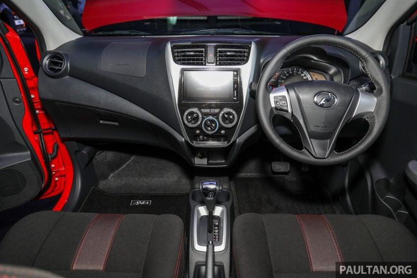 2019 Perodua Axia 小升级开售, VSC入列, 新增跨界等级 Image #106210