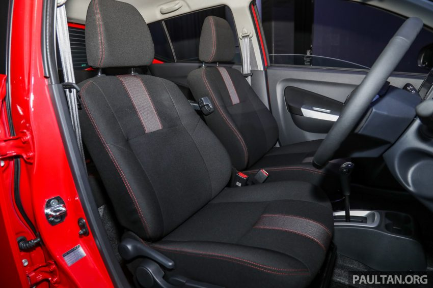 2019 Perodua Axia 小升级开售, VSC入列, 新增跨界等级 Image #106225