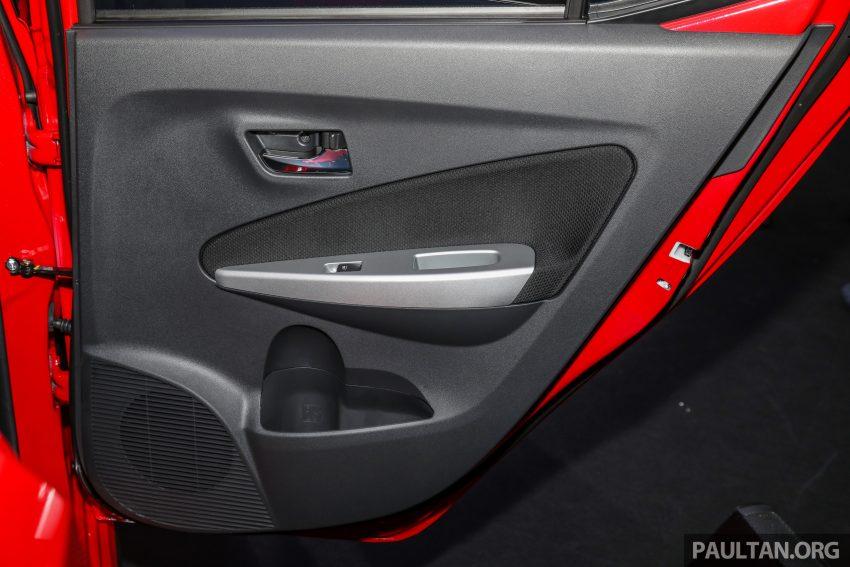2019 Perodua Axia 小升级开售, VSC入列, 新增跨界等级 Image #106233
