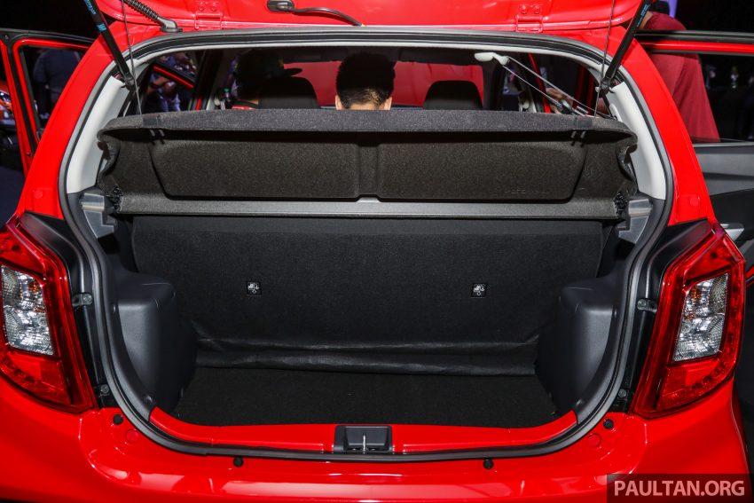 2019 Perodua Axia 小升级开售, VSC入列, 新增跨界等级 Image #106234