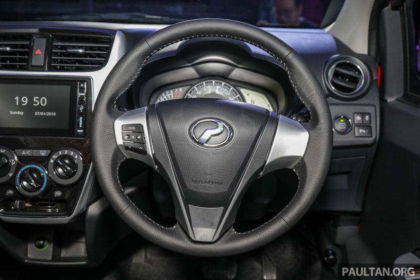 2019 Perodua Axia 小升级开售, VSC入列, 新增跨界等级 Image #106213