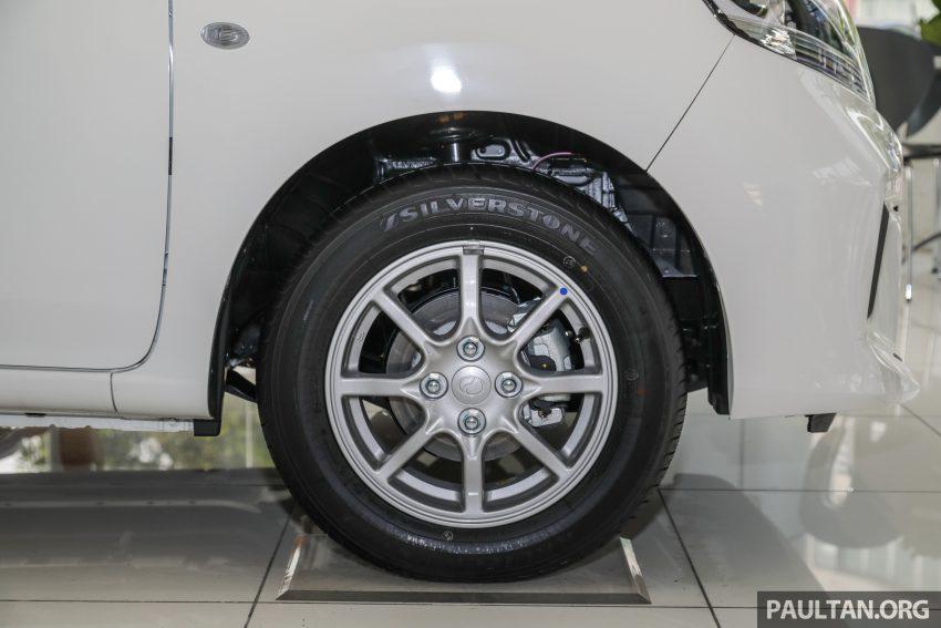 2019 Perodua Axia 小升级开售, VSC入列, 新增跨界等级 Image #106249