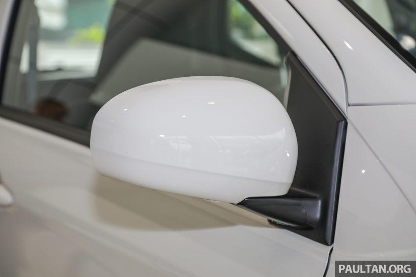 2019 Perodua Axia 小升级开售, VSC入列, 新增跨界等级 Image #106251