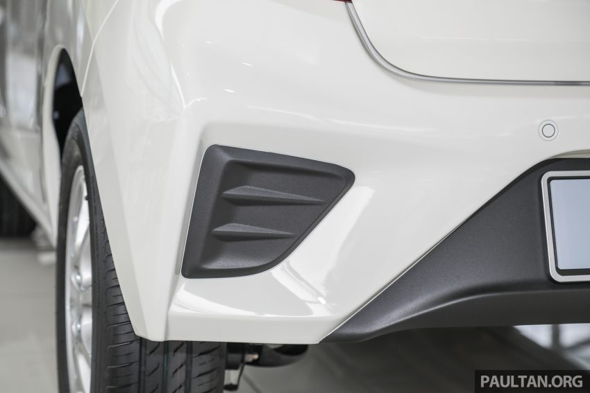 2019 Perodua Axia 小升级开售, VSC入列, 新增跨界等级 Image #106256