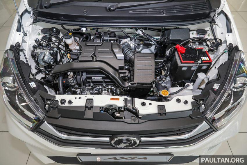 2019 Perodua Axia 小升级开售, VSC入列, 新增跨界等级 Image #106259