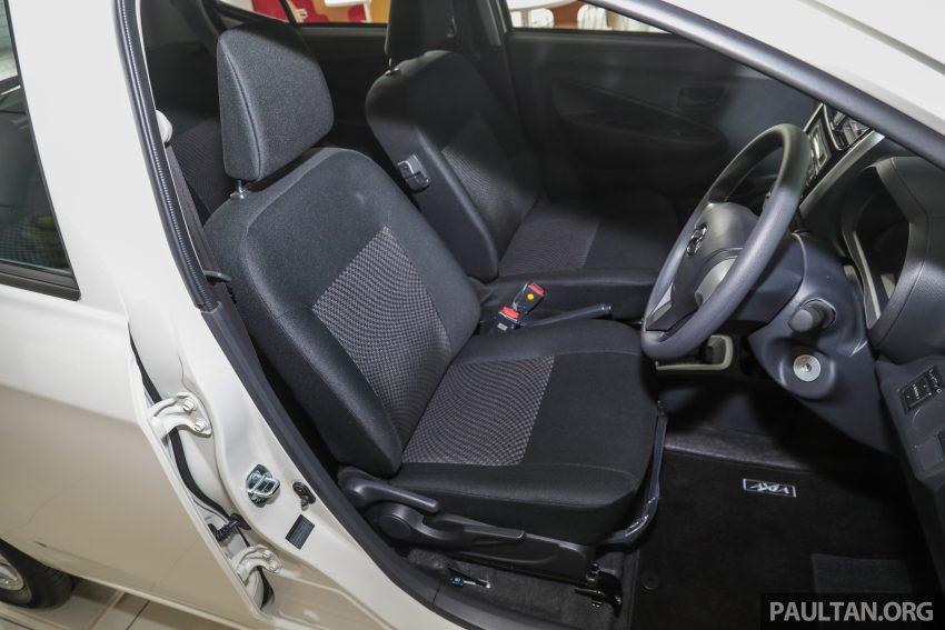 2019 Perodua Axia 小升级开售, VSC入列, 新增跨界等级 Image #106272