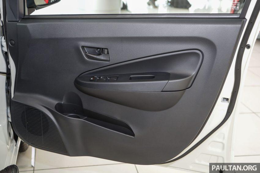 2019 Perodua Axia 小升级开售, VSC入列, 新增跨界等级 Image #106273