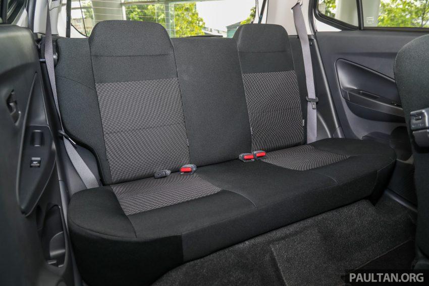 2019 Perodua Axia 小升级开售, VSC入列, 新增跨界等级 Image #106276