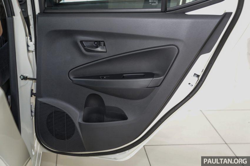 2019 Perodua Axia 小升级开售, VSC入列, 新增跨界等级 Image #106278