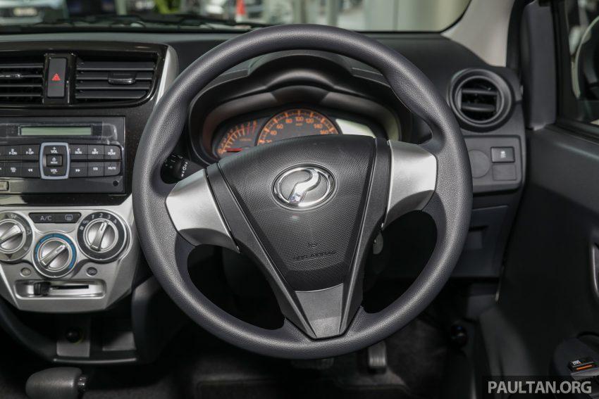 2019 Perodua Axia 小升级开售, VSC入列, 新增跨界等级 Image #106264
