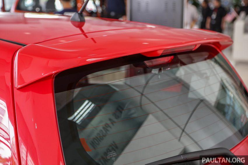 2019 Perodua Axia 小升级开售, VSC入列, 新增跨界等级 Image #106352