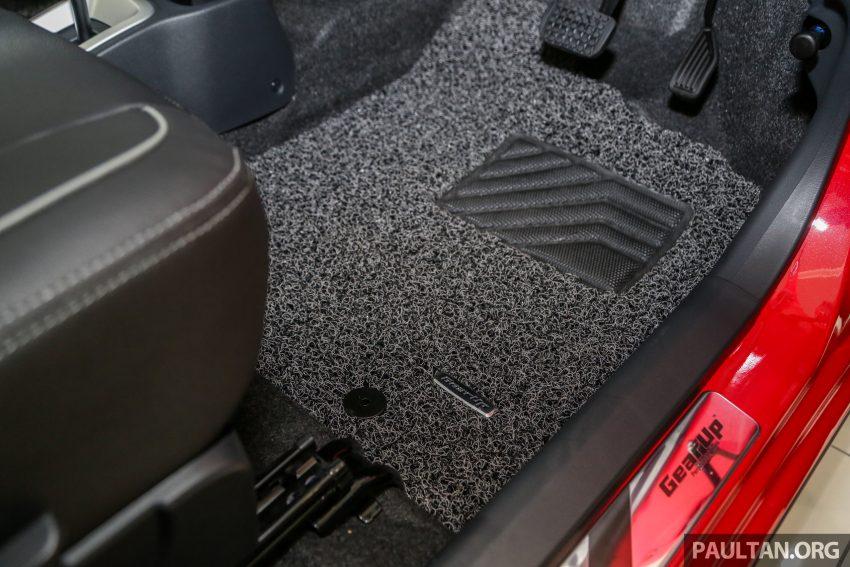2019 Perodua Axia 小升级开售, VSC入列, 新增跨界等级 Image #106356