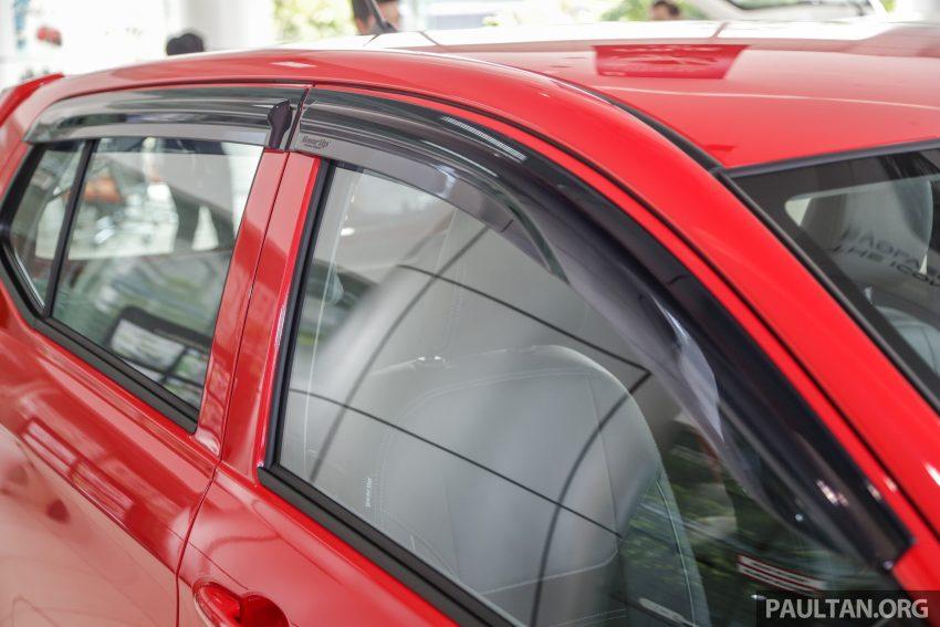 2019 Perodua Axia 小升级开售, VSC入列, 新增跨界等级 Image #106347
