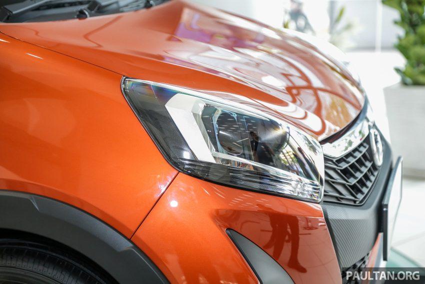2019 Perodua Axia 小升级开售, VSC入列, 新增跨界等级 Image #106291
