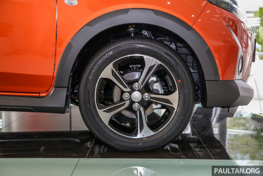 2019 Perodua Axia 小升级开售, VSC入列, 新增跨界等级 Image #106295
