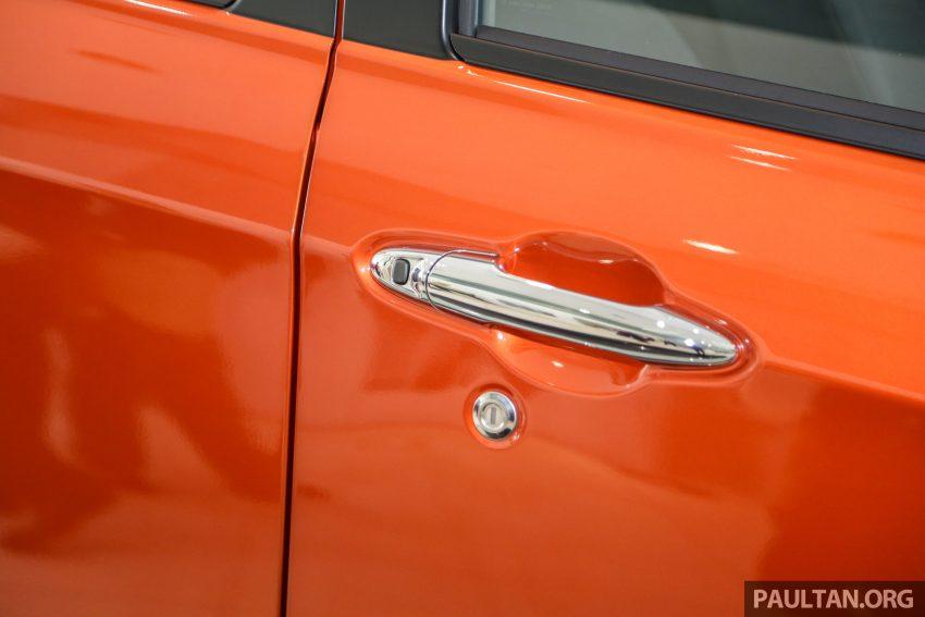 2019 Perodua Axia 小升级开售, VSC入列, 新增跨界等级 Image #106297