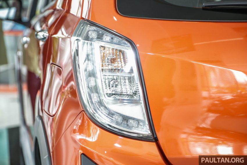2019 Perodua Axia 小升级开售, VSC入列, 新增跨界等级 Image #106302