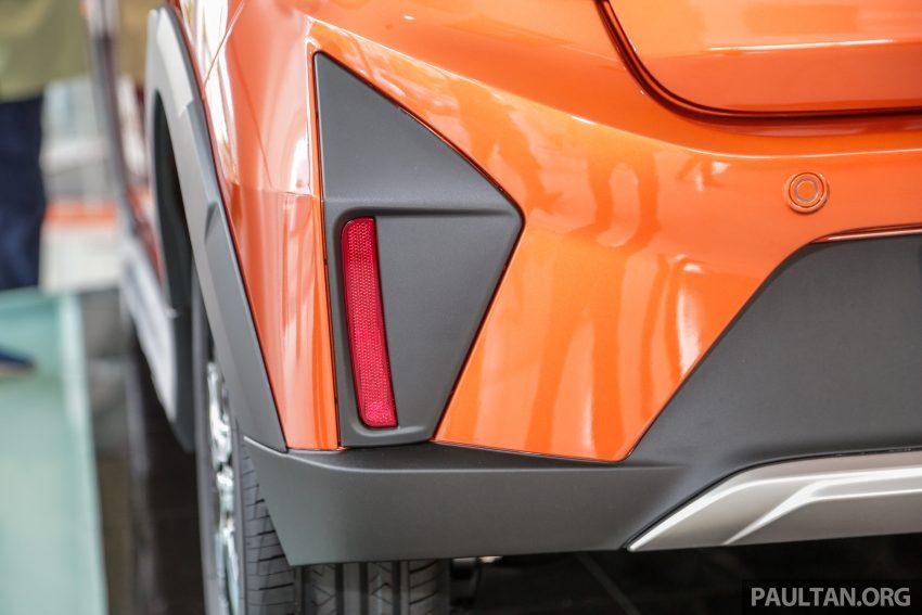 2019 Perodua Axia 小升级开售, VSC入列, 新增跨界等级 Image #106304