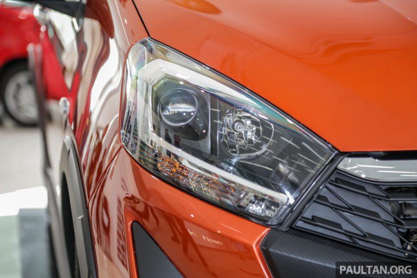 2019 Perodua Axia 小升级开售, VSC入列, 新增跨界等级 Image #106290