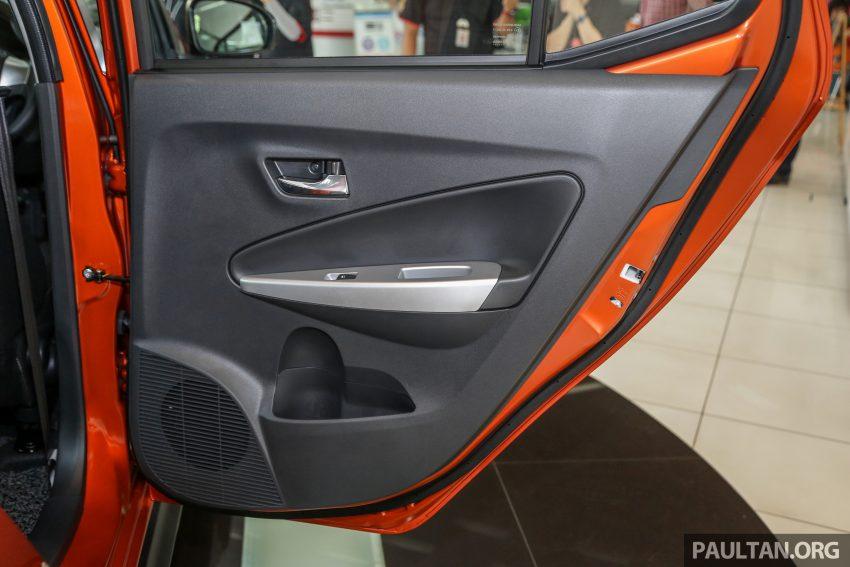 2019 Perodua Axia 小升级开售, VSC入列, 新增跨界等级 Image #106331