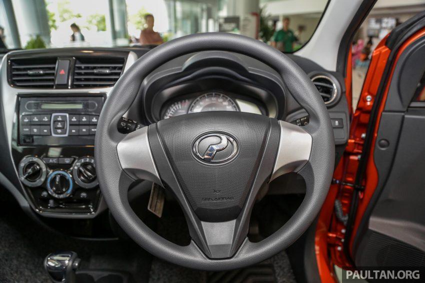 2019 Perodua Axia 小升级开售, VSC入列, 新增跨界等级 Image #106312