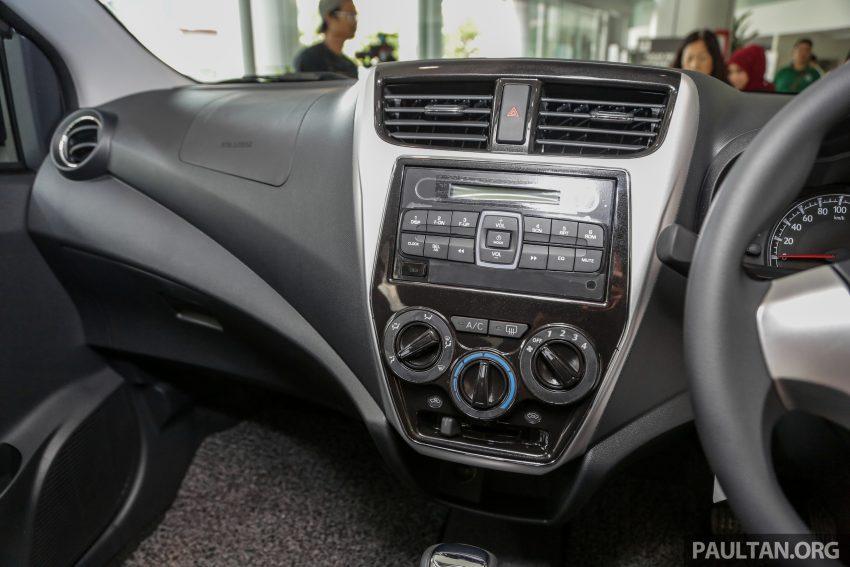 2019 Perodua Axia 小升级开售, VSC入列, 新增跨界等级 Image #106314