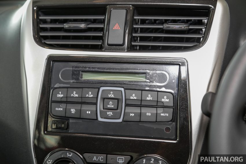 2019 Perodua Axia 小升级开售, VSC入列, 新增跨界等级 Image #106315