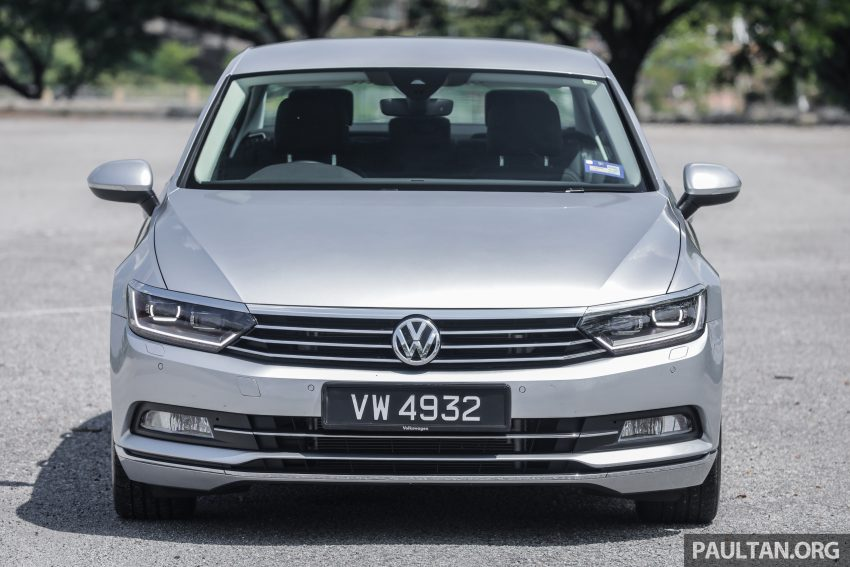 试驾: Volkswagen Passat 2.0 TSI Highline, 低调的实力派 Image #106703