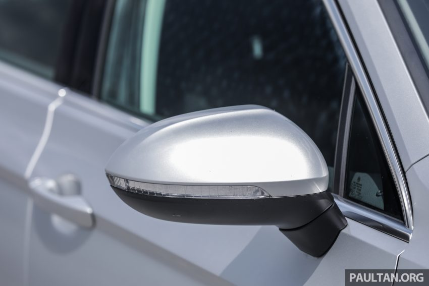 试驾: Volkswagen Passat 2.0 TSI Highline, 低调的实力派 Image #106716