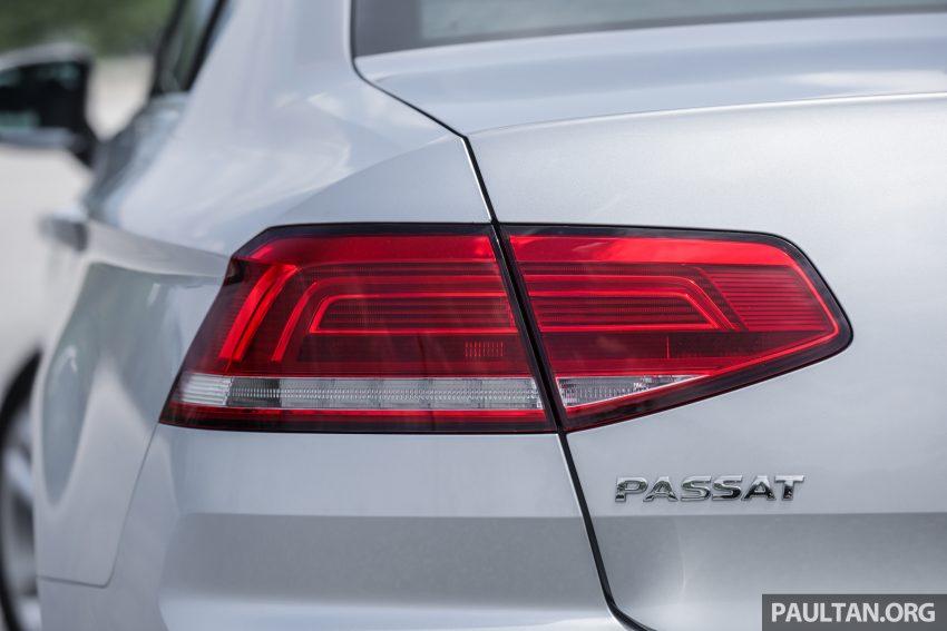 试驾: Volkswagen Passat 2.0 TSI Highline, 低调的实力派 Image #106720