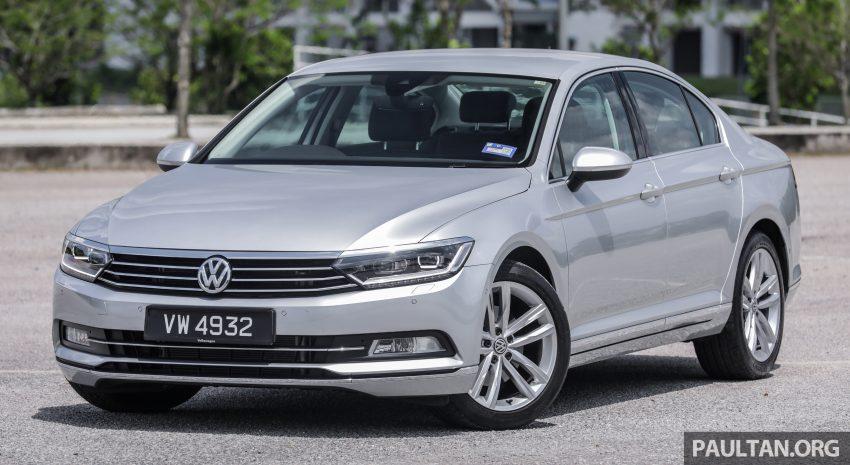 试驾: Volkswagen Passat 2.0 TSI Highline, 低调的实力派 Image #106695